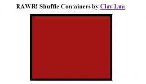 shuffle structure image