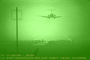 night vision 2 200++ Photoshop Photo Effects